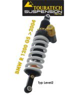 Touratech Suspension *rear* shock absorber for BMW R1200GS (2004-2012) type *Level2*