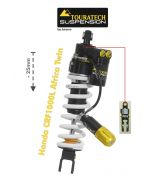 Touratech Suspension lowering shock (-25 mm) for Honda CRF1000L Africa Twin 2015-2017 Type Extreme