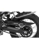 Chain guard, black, for Yamaha Tenere 700