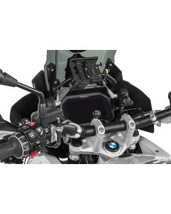TFT anti-theft, aluminium, with sun visor for BMW R1250GS/ R1250GS Adventure/ R1200GS (LC) (2017-)/ R1200GS Adventure (LC) (2017-)