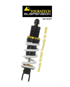 Touratech Suspension shock absorber for HONDA XL700V Transalp from 2008 type Level1