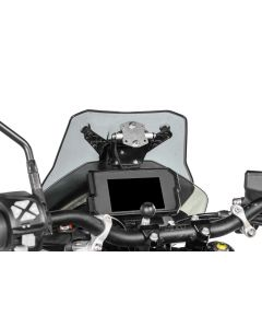 GPS adapter for direct mounting to 12 mm struds, e.g. Zumo XT, Zumo 5xx, 276Cx, TomTom Rider 4xx series