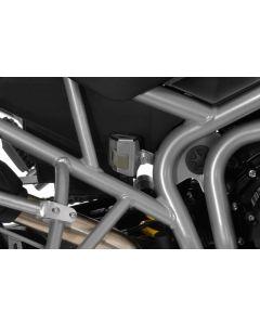 Rear brake fluid reservoir guard for Triumph Tiger 800/ 800XC/ 800XCx