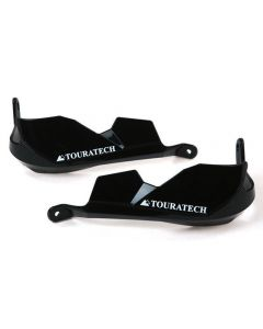 Touratech Hand Protectors GD, black, for Triumph Tiger 800/ 800XC/ 800XCx and Tiger Explorer
