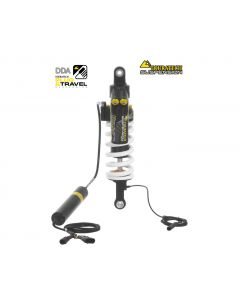 """Touratech Suspension """"rear"""" shock absorber DDA / Plug & Travel for BMW R1200GS/R1250GS Adventure from 2017"""